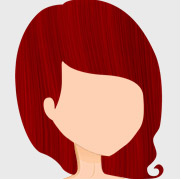 Crazy Color Hair Dye - Vermillion Red