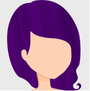 Crazy Color Hair Dye - Violette