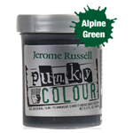 Punky Colour Hair Dye - Alpine Green