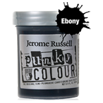 Punky Colour Hair Dye - Ebony (Black)