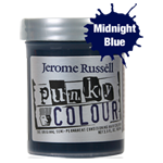 Punky Colour Hair Dye - Midnight Blue