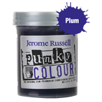 Punky Colour Hair Dye - Plum