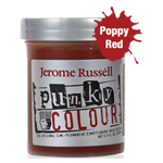 Punky Colour Hair Dye - Poppy Red