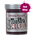 Punky Colour Hair Dye - Red Wine