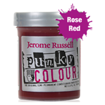 Punky Colour Hair Dye - Rose Red