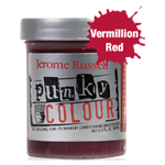 Punky Colour Hair Dye - Vermillion Red