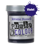 Punky Colour Hair Dye - Violet