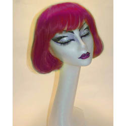 Manic Panic Wig - China Doll - Divine Wine