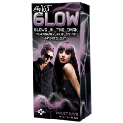 Splat Hair Color on Splat Glow   Violet Rays   Idyemyhair Com   Hair Dye   More