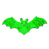 Sourpuss Clothing Hair Barrette - Green Bat