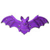 Sourpuss Clothing Hair Barrette - Purple Bat