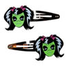 Sourpuss Clothing Hair Barrettes - Zombie