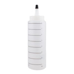 Applicator Bottle w/ Measuring Scales - 8 oz